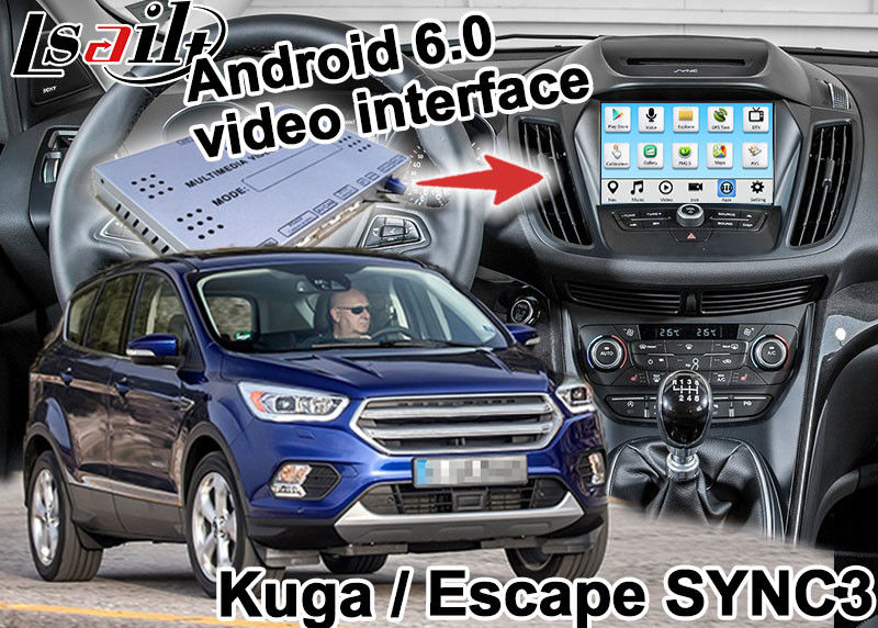 Android 6 0 Navigation Box Video Interface For Kuga Escape