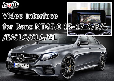 After 2015 BENZ- NEW-C Reverse Camera Interface With Front View  Camera , 800X480 HVGA